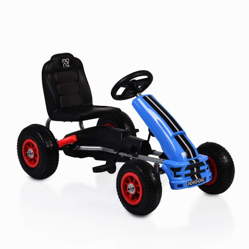 Παιδικό αυτοκινητάκι με πετάλι Go Cart Nevada B006 Cangaroo