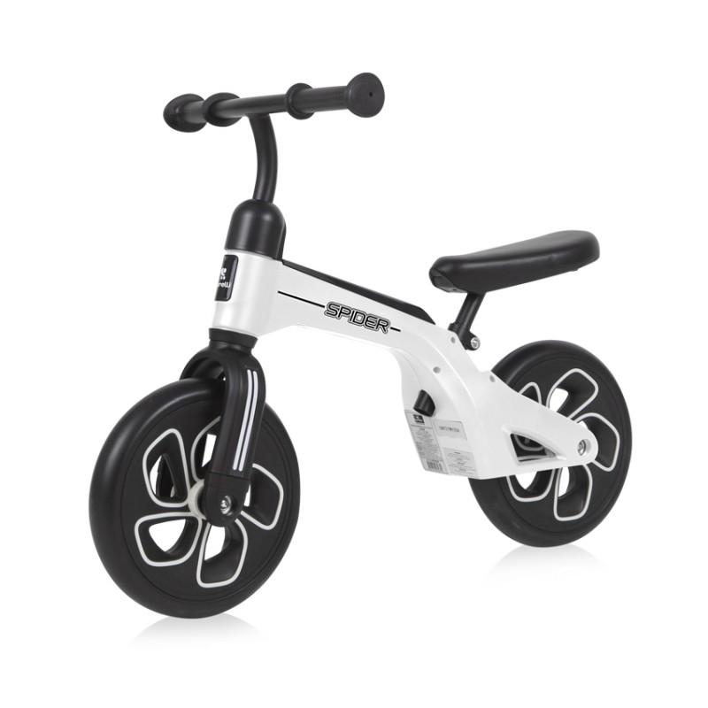 Παιδικό Ποδηλατάκι Ισορροπίας Lorelli Spider White