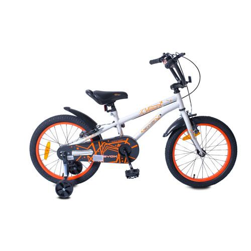 """Παιδικό Ποδήλατο 18"""" Pixy White Moni"""