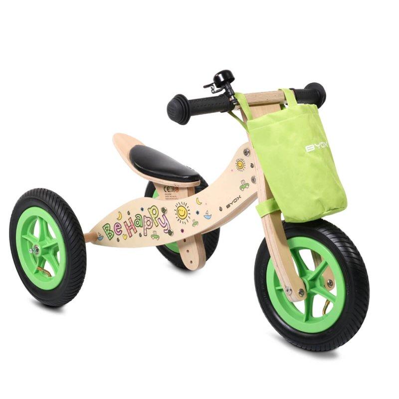 Παιδικό Ποδήλατο Ισορροπίας Be Happy Byox