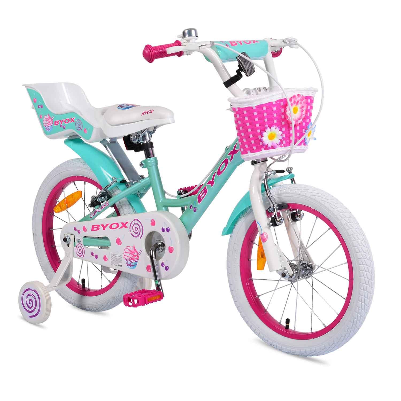 Παιδικό Ποδήλατο 16″ Cucake Byox