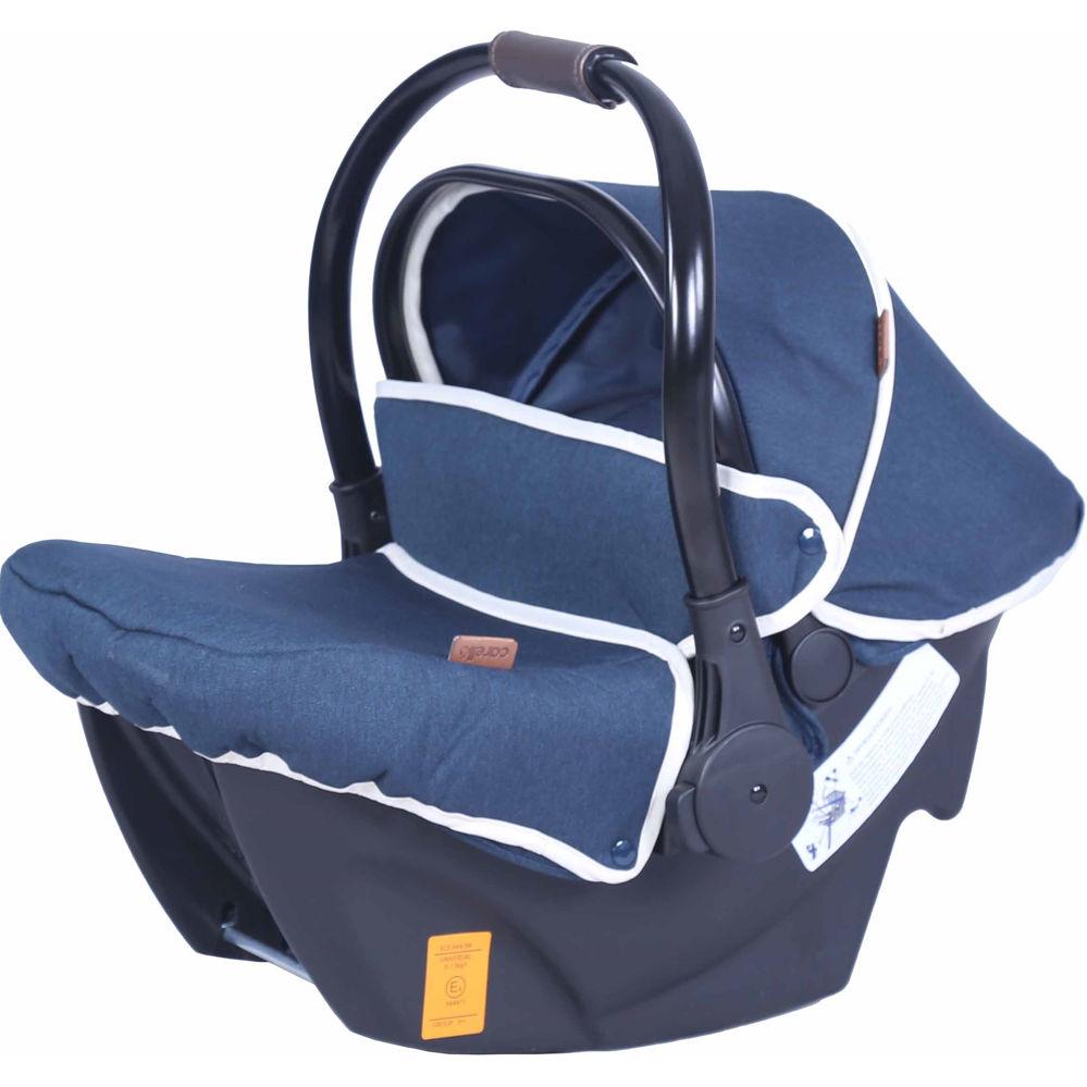 Βρεφικό κάθισμα αυτοκινήτου Cocoon 0+ Cosmic Blue 0-13kg Carello