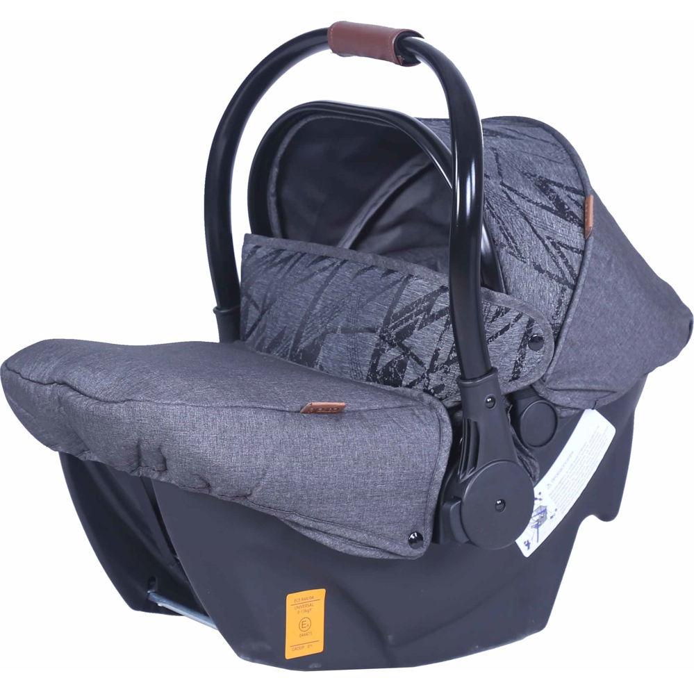 Βρεφικό κάθισμα αυτοκινήτου Cocoon 0+ Lava Black 0-13kg Carello