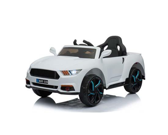 Ηλεκτροκίνητο Αυτοκίνητο Rodeo Car RTB-560 White Cangaroo