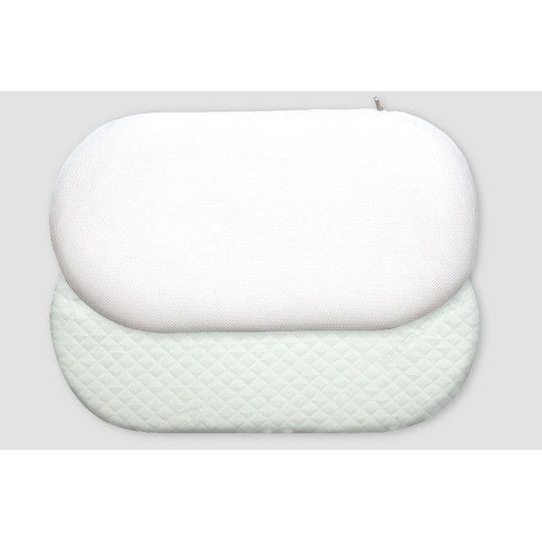 Στρώμα καλαθούνας Λυδία Memory Foam με κάλυμμα Stretch Antibacterial 40X80 Greco Strom
