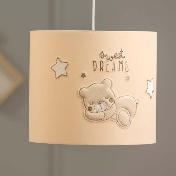 Φωτιστικό οροφής Sweet Dreams beige Funna Baby