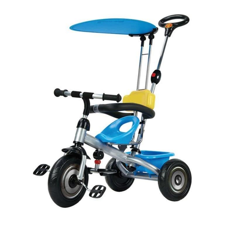 Τρίκυκλο ποδηλατάκι Tricycle Blue Carello