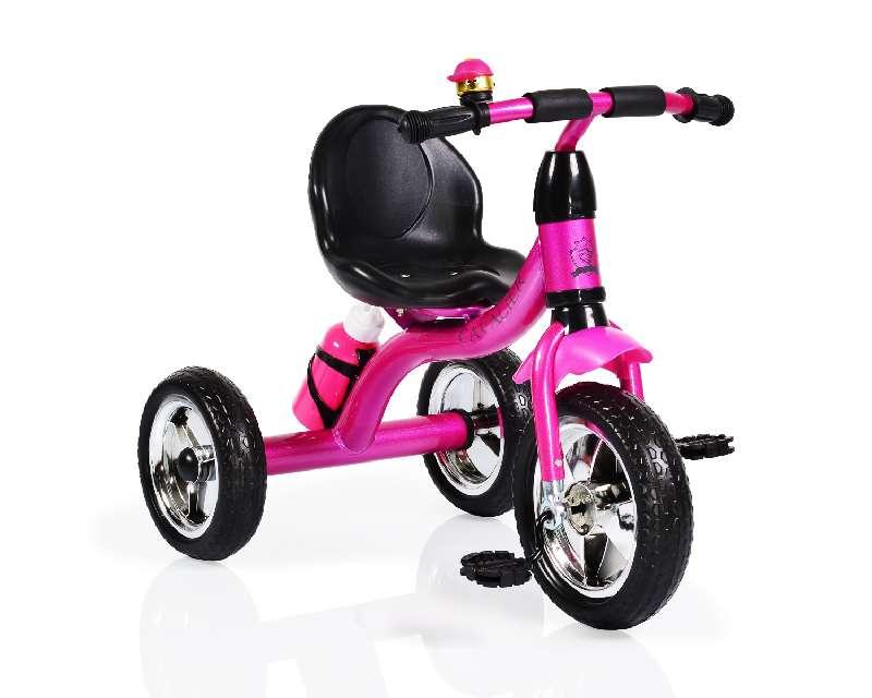 Τρίκυκλο Ποδηλατάκι Cavalier Pink Byox