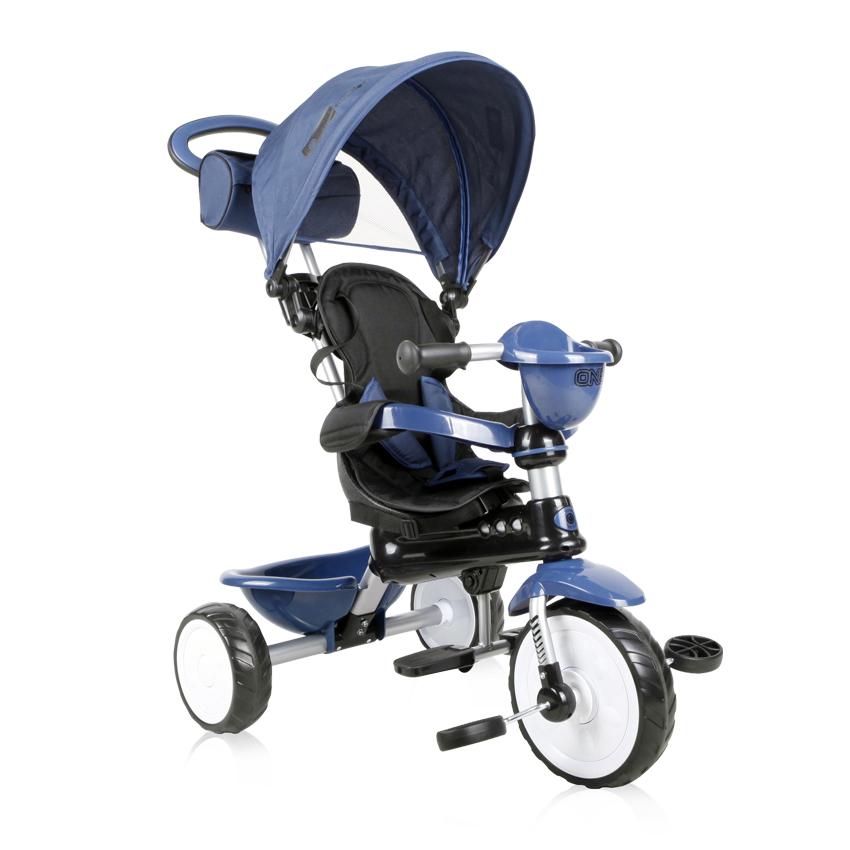Τρίκυκλο Ποδήλατο One Blue Lorelli