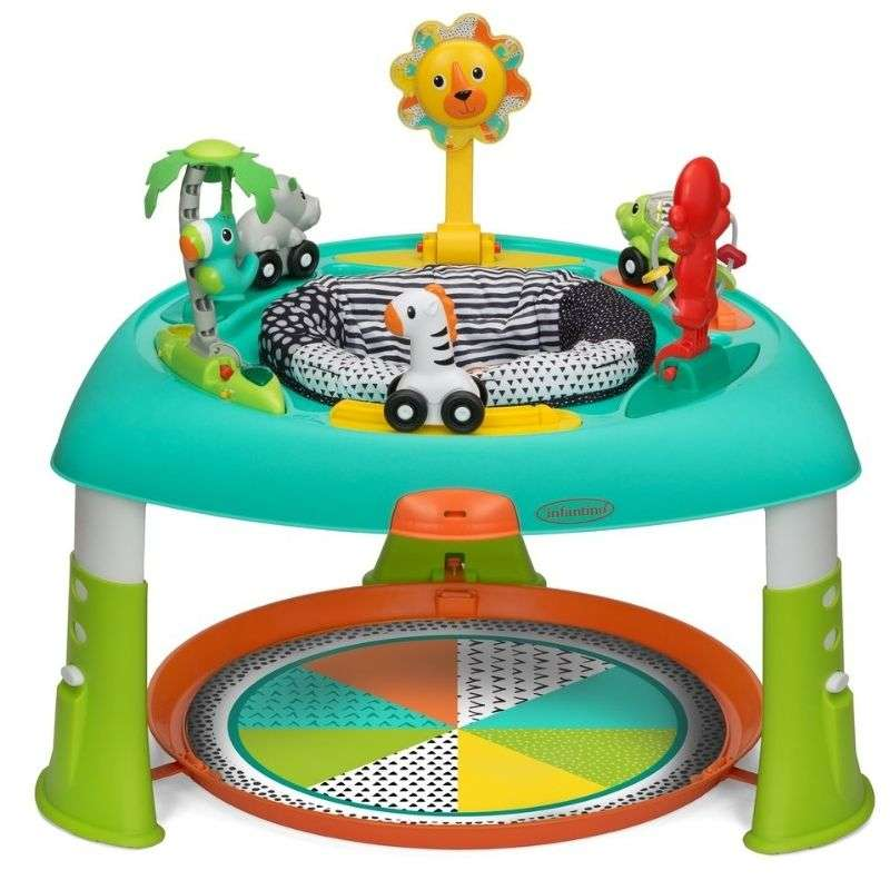 Βρεφικό Κέντρο Δραστηριοτήτων Sit Spin & Stand 360° Seat Infantino