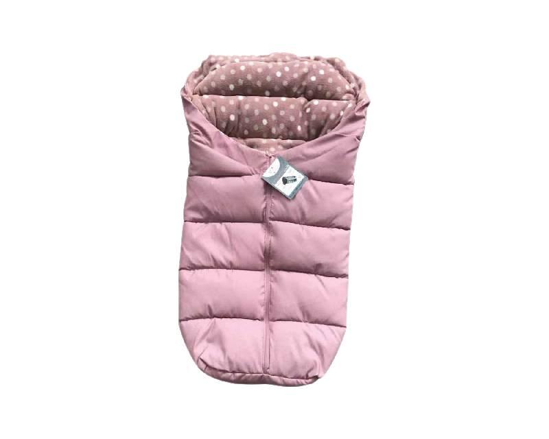Υπνόσακος Καροτσιού Cuddle Pink Cangaroo